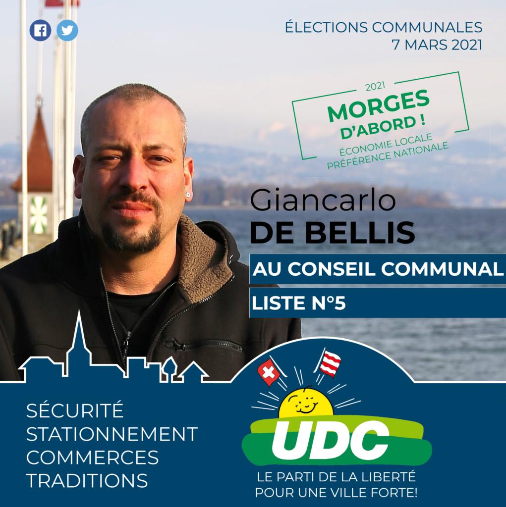 Giancarlo De Bellis