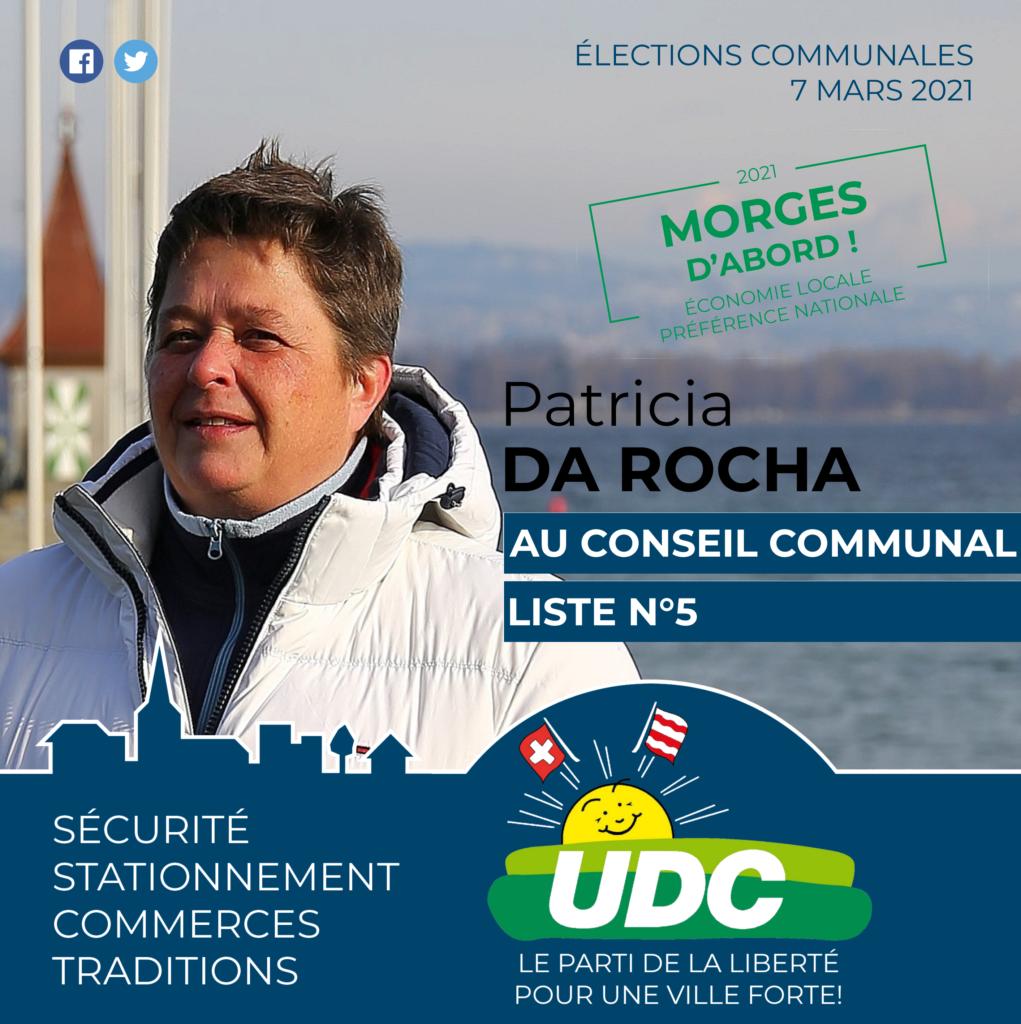 Patricia Correira da Rocha