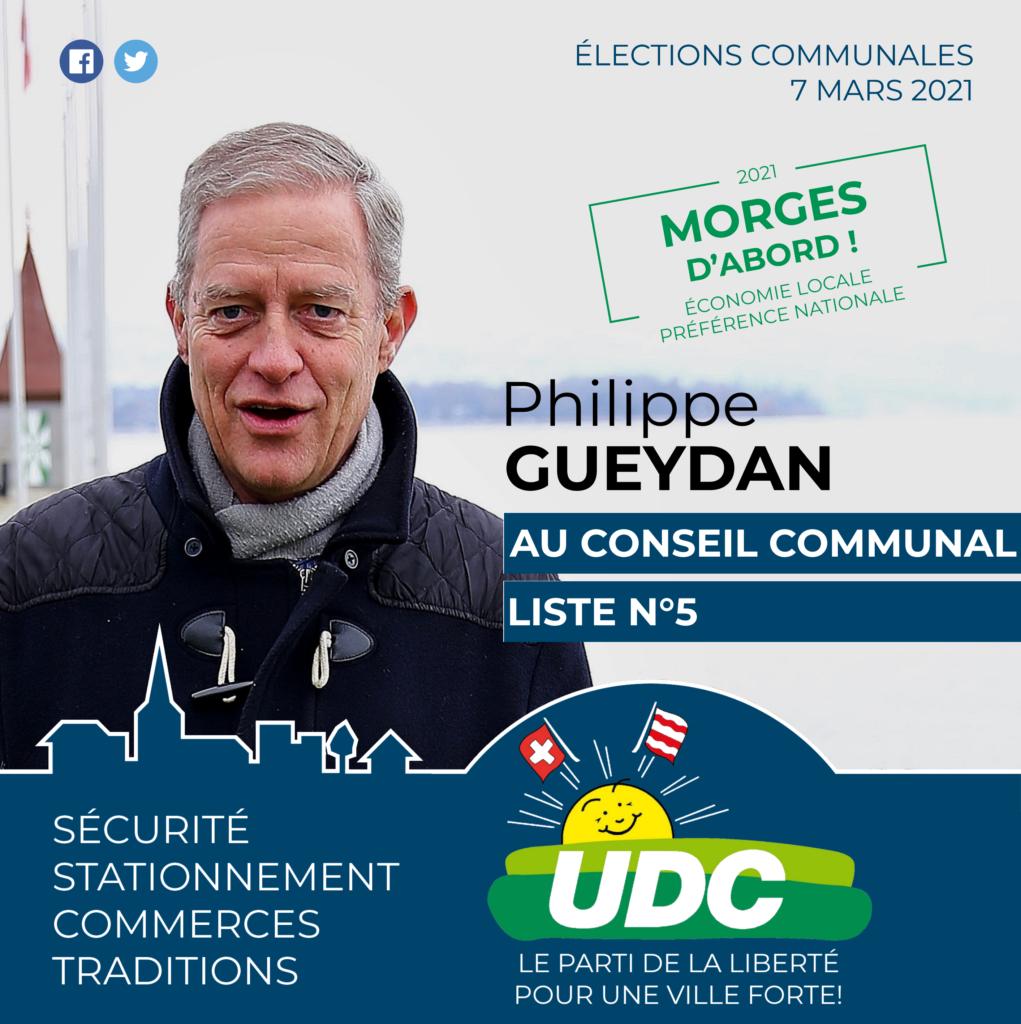 Philippe Gueydan